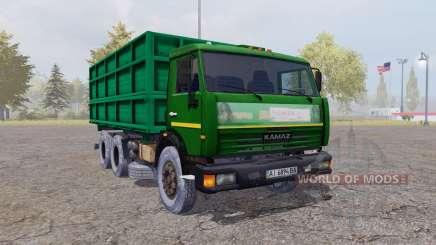 KAMAZ 45143 for Farming Simulator 2013
