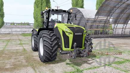 CLAAS Xerion 4500 Trac VC for Farming Simulator 2017
