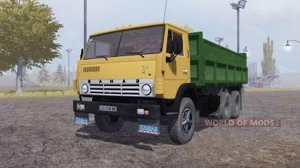 KamAZ 55102 v1.1 for Farming Simulator 2013