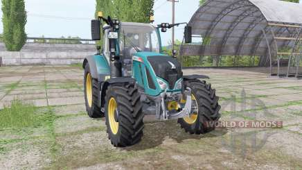 Fendt 714 Vario SCR for Farming Simulator 2017