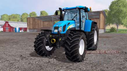 New Holland T7550 for Farming Simulator 2015