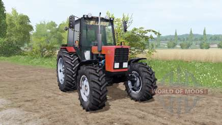 MTZ Belarus 82.1 for Farming Simulator 2017