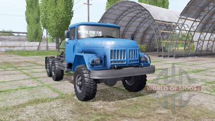 ZIL 131 v2.1 for Farming Simulator 2017