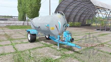 Pomot Chojna T507-6 for Farming Simulator 2017