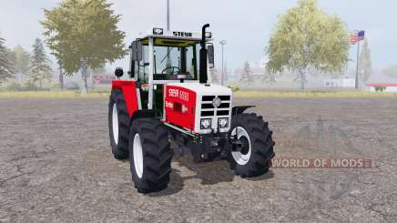 Steyr 8080A Turbo SK2 for Farming Simulator 2013