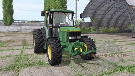 John Deere 6100 for Farming Simulator 2017
