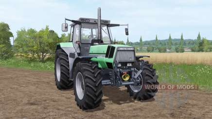 Deutz-Fahr AgroStar 6.81 for Farming Simulator 2017