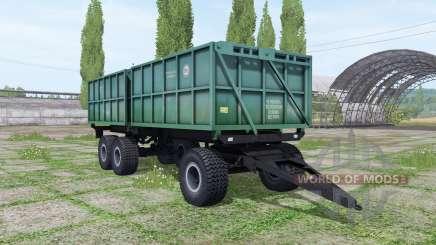 PTS 18 for Farming Simulator 2017