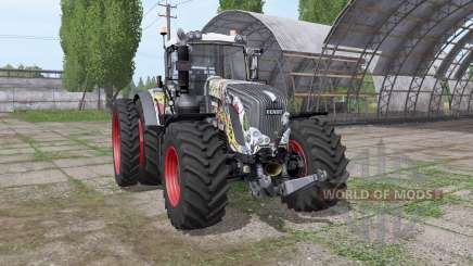 Fendt 924 Vario Sticker Bomb for Farming Simulator 2017