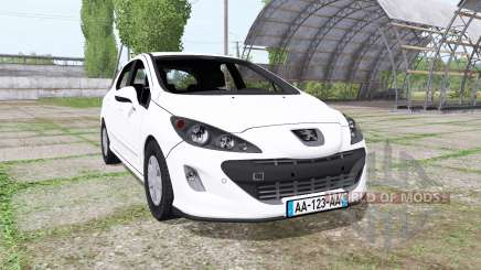 Peugeot 308 (T7) for Farming Simulator 2017