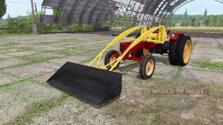 Fortschritt GT 124 v1.1 for Farming Simulator 2017