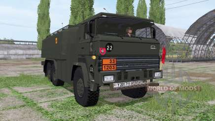 Magirus-Deutz 320 D 26 road tank trucks for Farming Simulator 2017