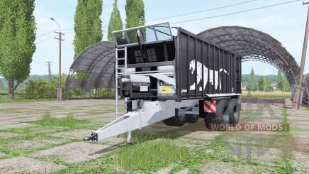 Fliegl ASW 271 Black Panther v1.1 for Farming Simulator 2017