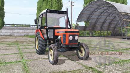 Zetor 7211 for Farming Simulator 2017