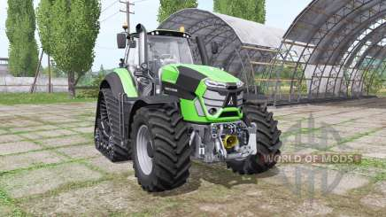 Deutz-Fahr Agrotron 9340 TTV RowTrac v1.2 for Farming Simulator 2017