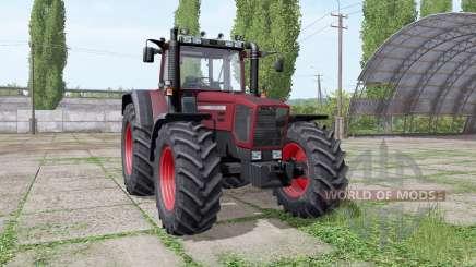 Fendt Favorit 822 v4.0 for Farming Simulator 2017