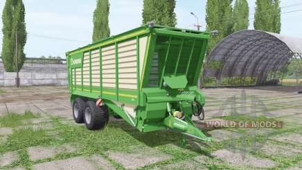 Krone TX 460 D for Farming Simulator 2017