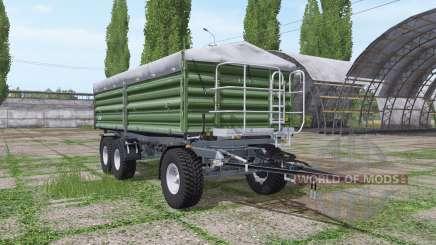 Fliegl DDK 240 v1.1.2 for Farming Simulator 2017