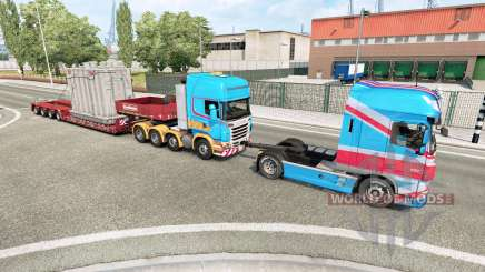 Very Heavy Load for Euro Truck Simulator 2