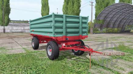 Reisch RD 80 for Farming Simulator 2017