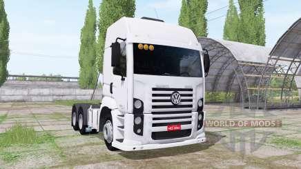 Volkswagen Constellation tractor 19-320 for Farming Simulator 2017