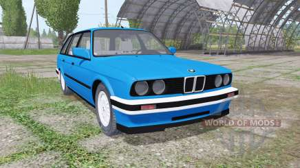 BMW 325iX touring (E30) 1988 for Farming Simulator 2017