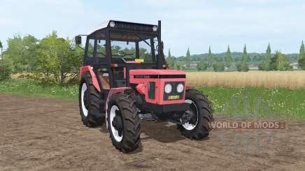 Zetor 6245 for Farming Simulator 2017