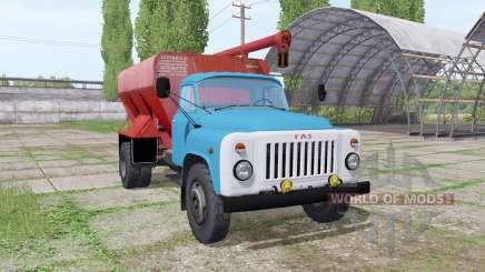GAZ 53 ZSK v1.5 for Farming Simulator 2017