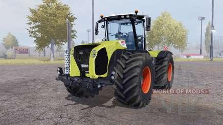 CLAAS Xerion 5000 Trac VC v5.0 for Farming Simulator 2013