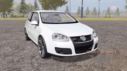 Volkswagen Golf GTI 3-door (Typ 1K) 2004 for Farming Simulator 2013