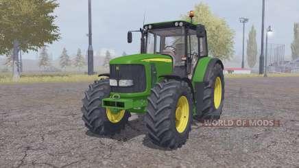 John Deere 6920 v2.0 for Farming Simulator 2013