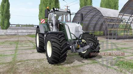 Fendt 822 Vario v1.0.0.3 for Farming Simulator 2017