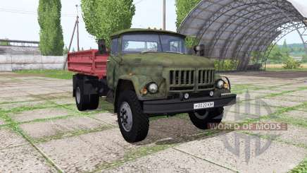 ZIL 131 CUPID for Farming Simulator 2017