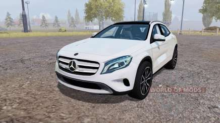 Mercedes-Benz GLA 220 CDI (X156) v1.1 for Farming Simulator 2013