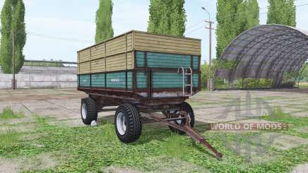 Mengele DR 57 v1.1 for Farming Simulator 2017