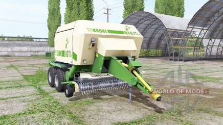 Krone BiG Pack 120-80 for Farming Simulator 2017
