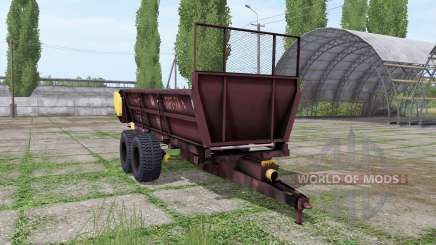 PRT 7A for Farming Simulator 2017
