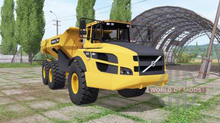 Volvo A40G for Farming Simulator 2017