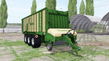 Krone ZX 550 GD for Farming Simulator 2017