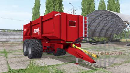 Jeantil GM 180 for Farming Simulator 2017