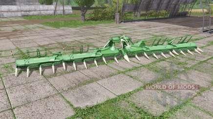 Krone EasyCollect 1600-4 for Farming Simulator 2017