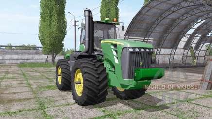 John Deere 9630 v2.0 for Farming Simulator 2017