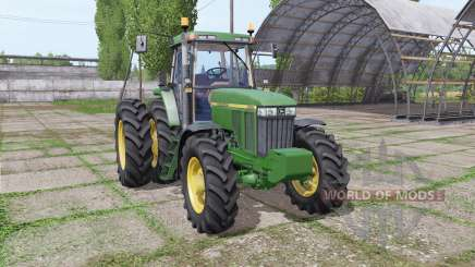 John Deere 7410 for Farming Simulator 2017