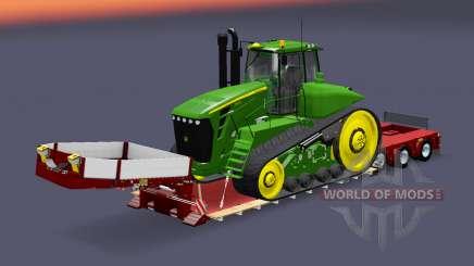Doll Vario 3-axle v6.3 for Euro Truck Simulator 2