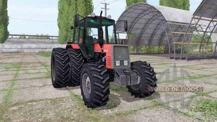MTZ Belarus 820 v2.0 for Farming Simulator 2017