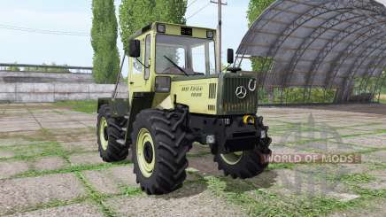 Mercedes-Benz Trac 1000 for Farming Simulator 2017