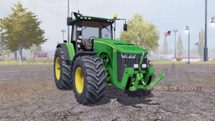 John Deere 8370R for Farming Simulator 2013
