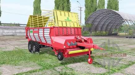POTTINGER EUROBOSS for Farming Simulator 2017
