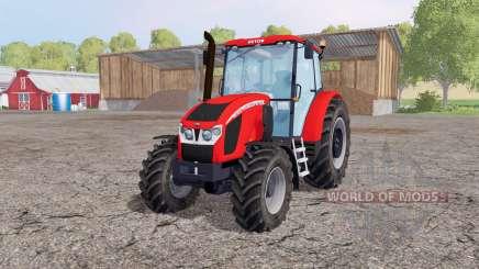 Zetor Forterra 100 HSX front loader for Farming Simulator 2015