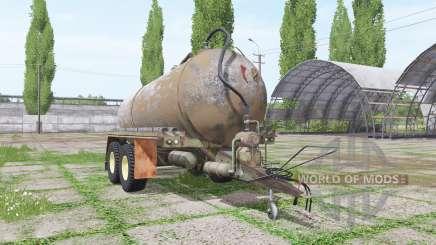 Fortschritt HTS 100.27 v1.0.0.2 for Farming Simulator 2017